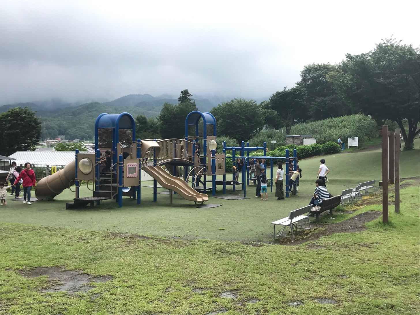 川場田園プラザ-アクティブ-アスレチック