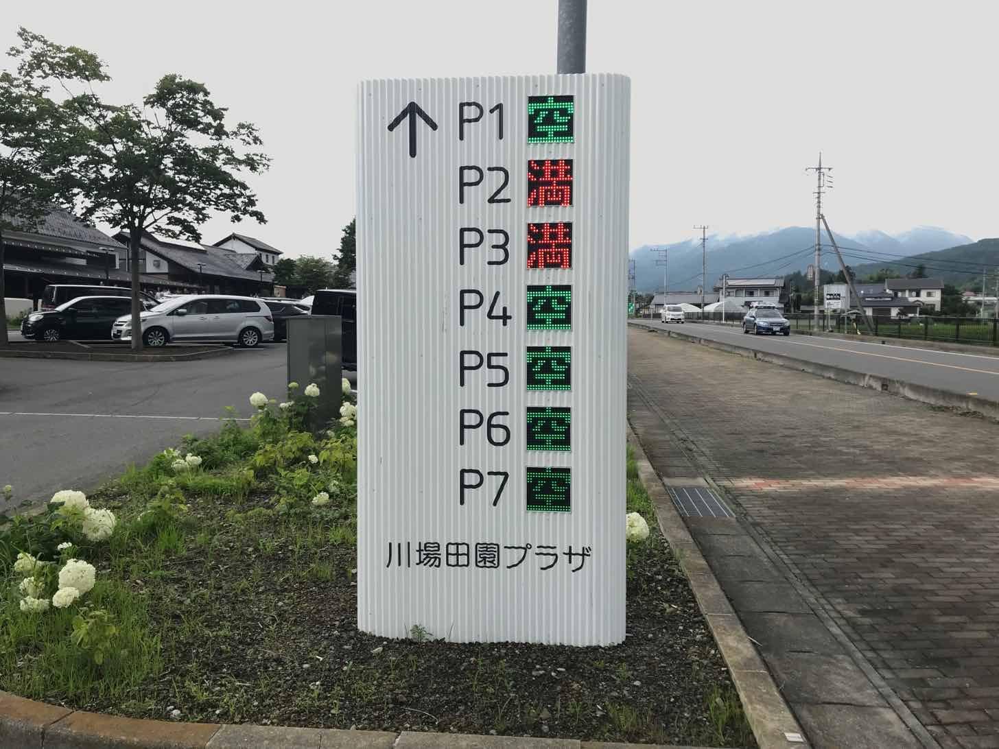 川場田園プラザ-アクセス-満空