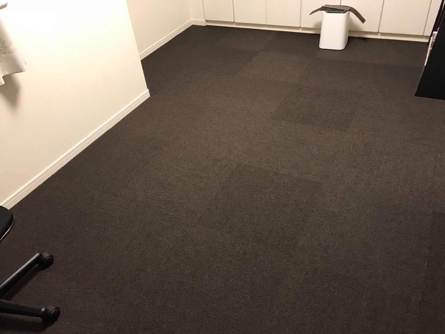タイルカーペット-完成
