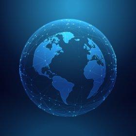 仮想現実-地球