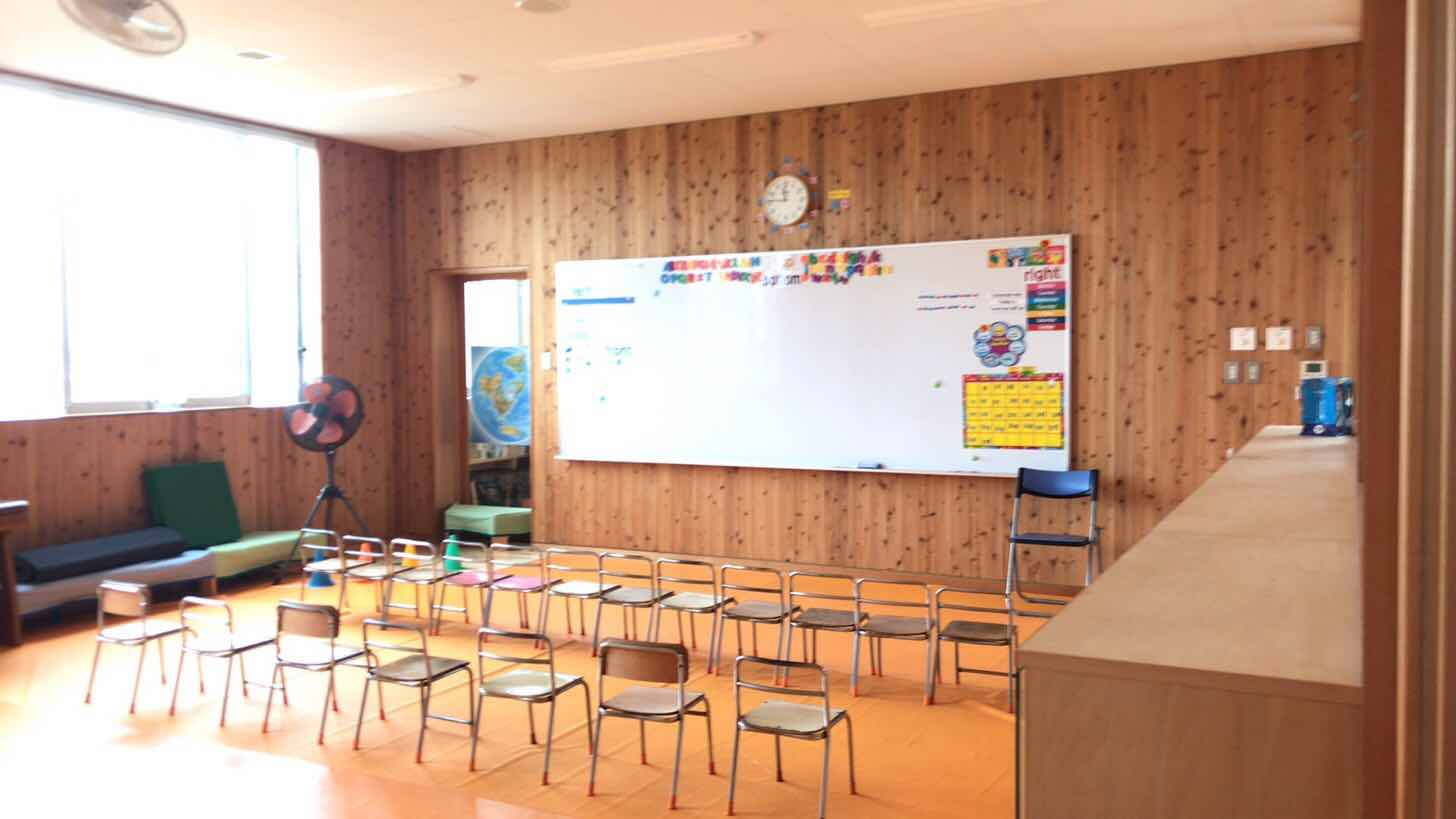 こだま幼稚園-英語教室