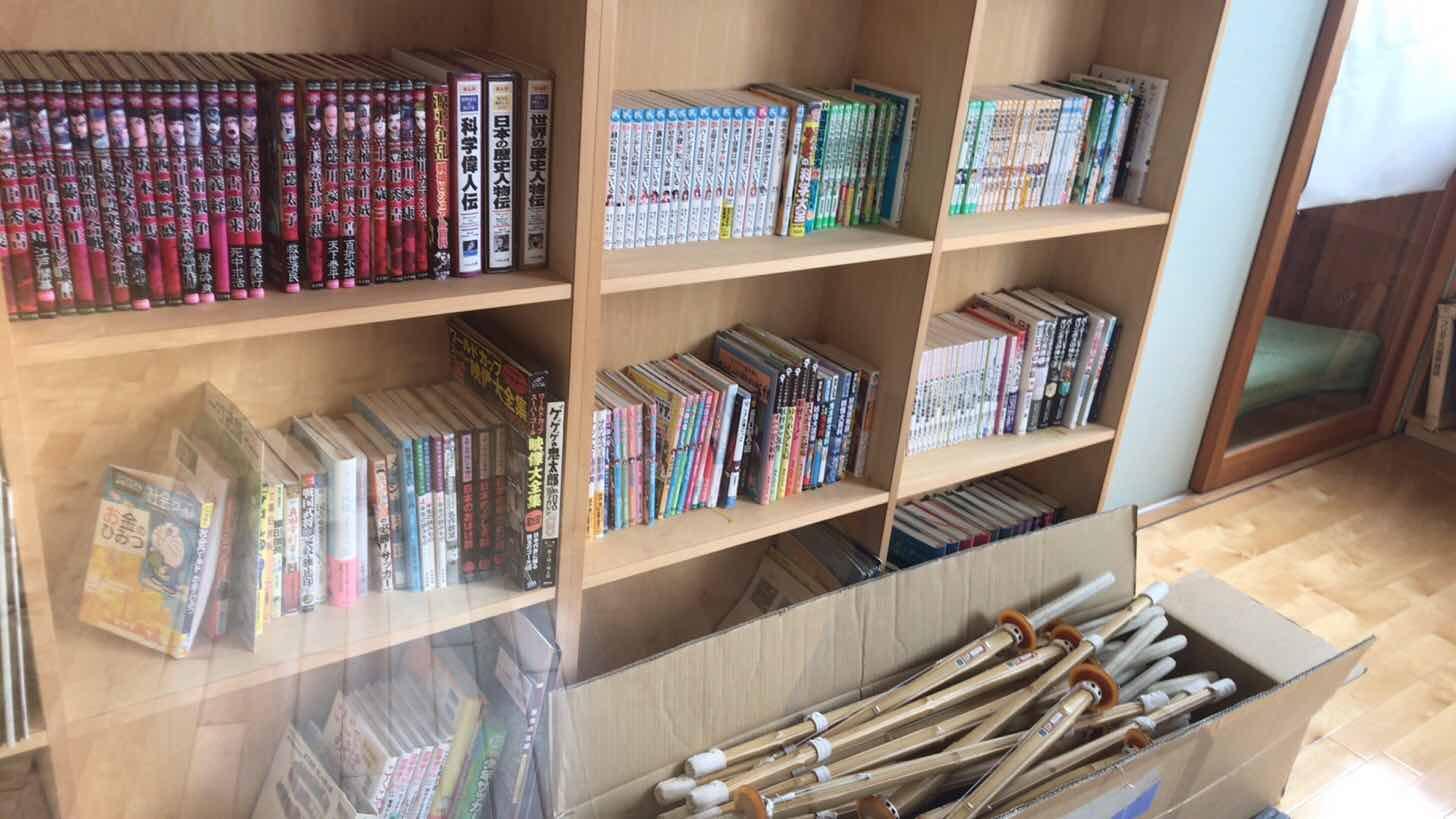 こだま幼稚園-図書館