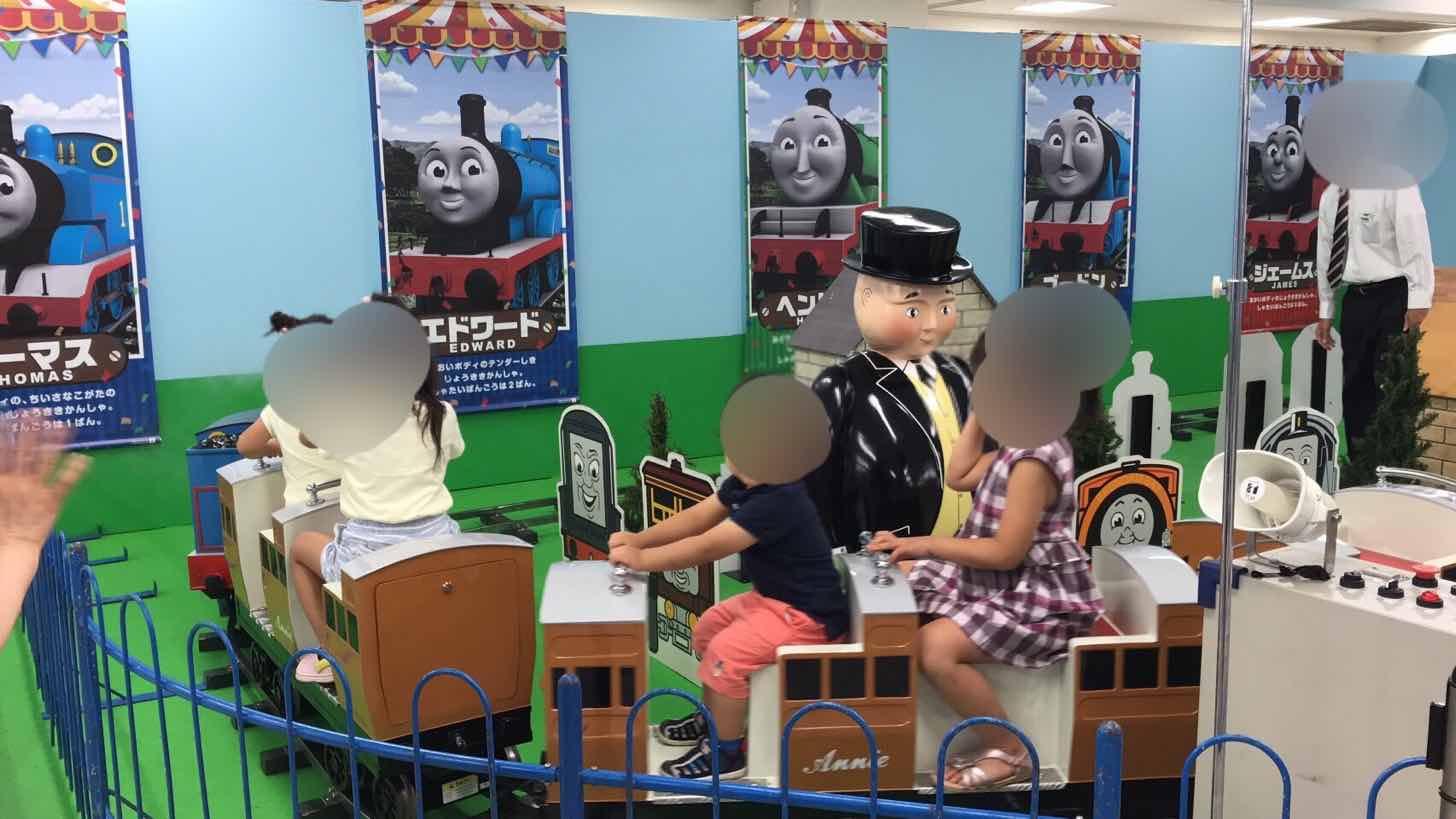 トーマス-列車