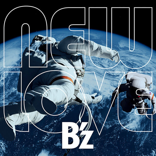 B'z-NEWLOVE