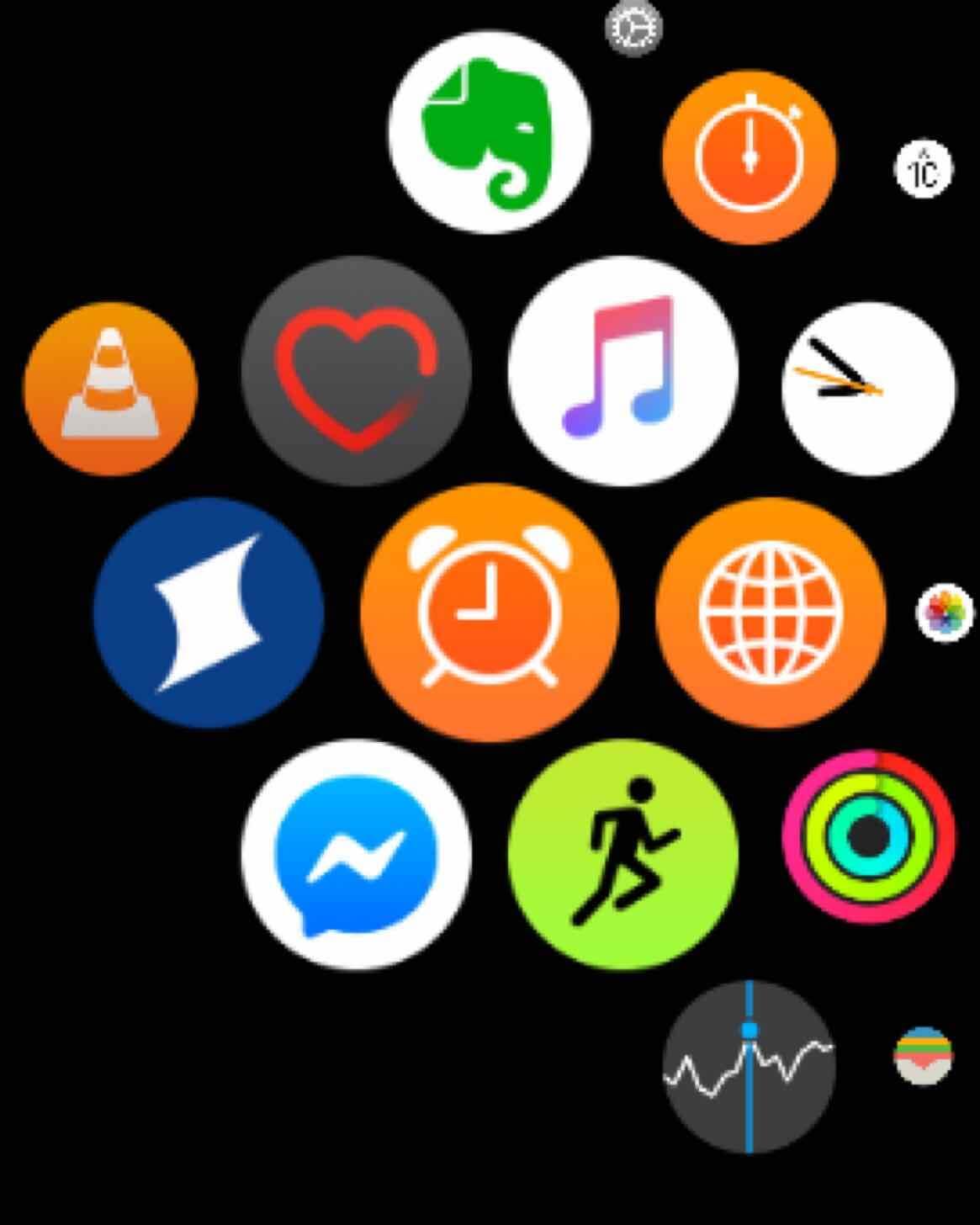 Apple Watch-目覚まし